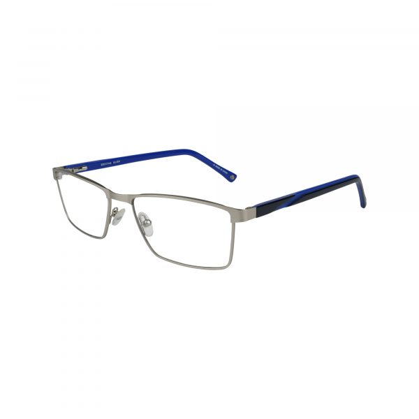 Lonnie Silver Glasses - Side View