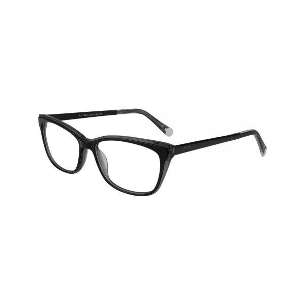 P321 Black Glasses - Side View