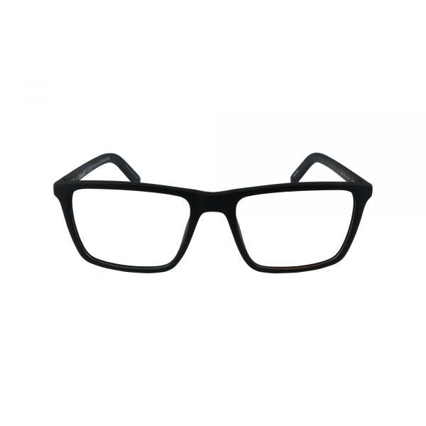 TB1680 Black Glasses - Front View