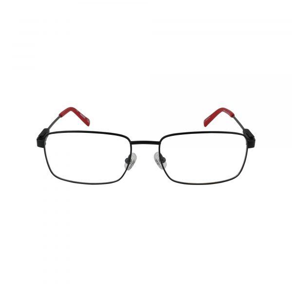 TB1669 Black Glasses - Front View