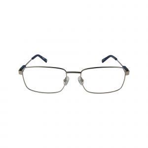 TB1669 Gunmetal Glasses - Front View