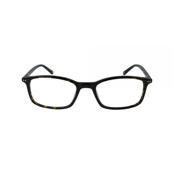 Bushwick Brown Glasses - Front View