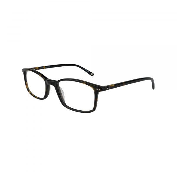 Bushwick Brown Glasses - Side View