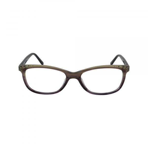 P291 Purple Glasses - Front View