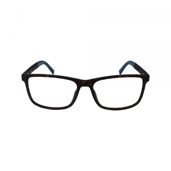 TB1589 Brown Glasses - Front View