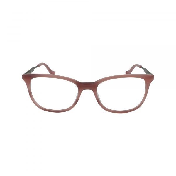 D221 Pink Glasses - Front View