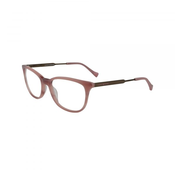 D221 Pink Glasses - Side View