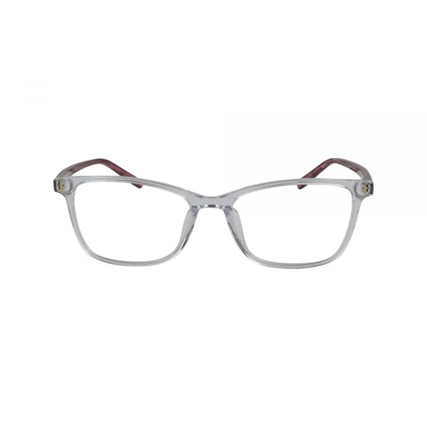 P322 Clear Glasses - Front View