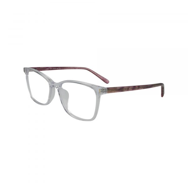 P322 Clear Glasses - Side View