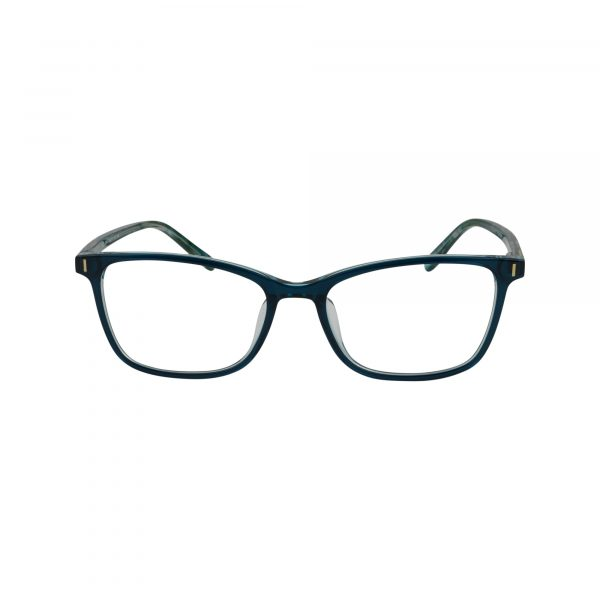 P322 Green Glasses - Front View
