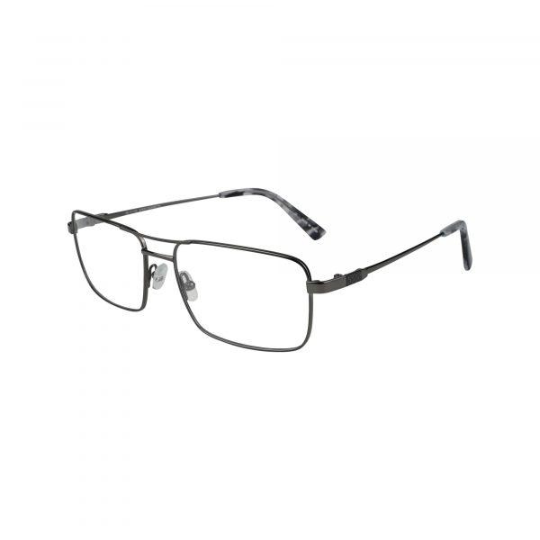 Twist Chico Gunmetal Glasses - Side View