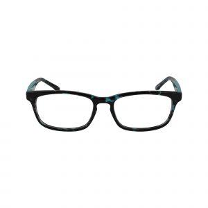 P268 Black Glasses - Front View