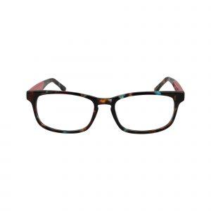 P268 Tortoise Glasses - Front View