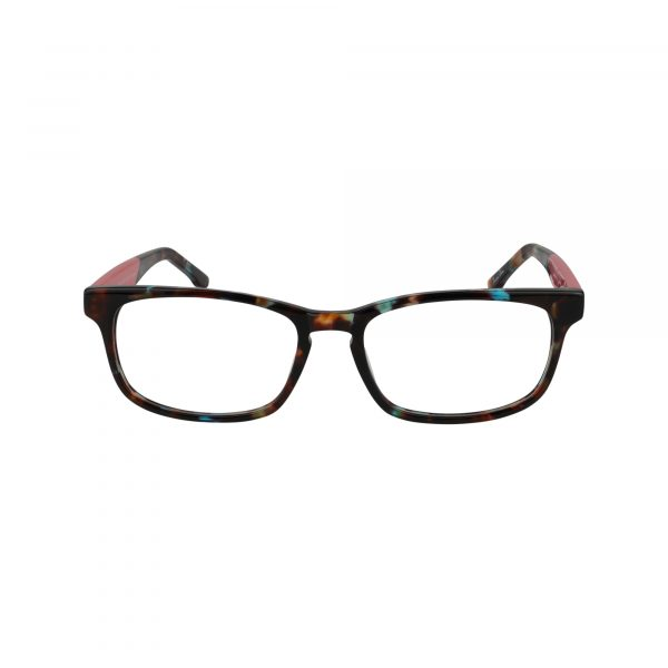 P268 Tortoise Glasses - Front View