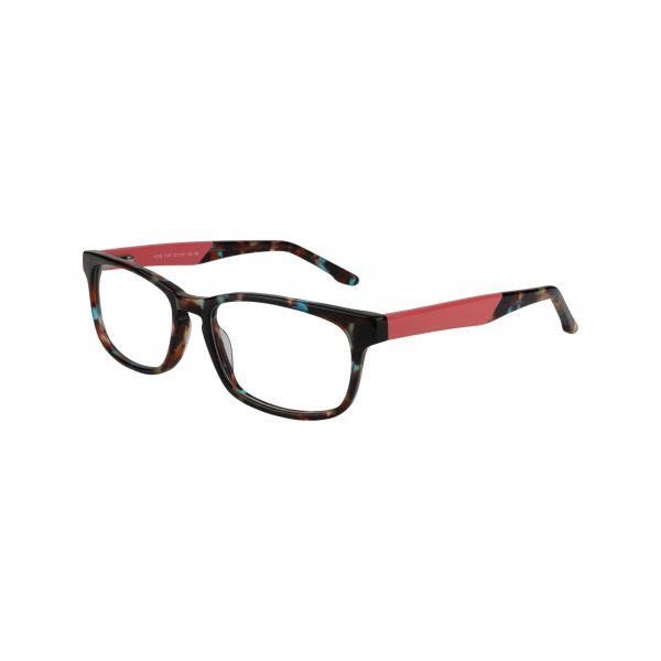 P268 Tortoise Glasses - Side View