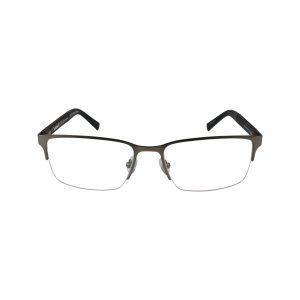 TB1585 Gunmetal Glasses - Front View