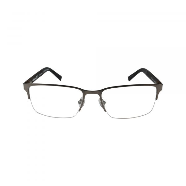 TB1585 Gunmetal Glasses - Front View