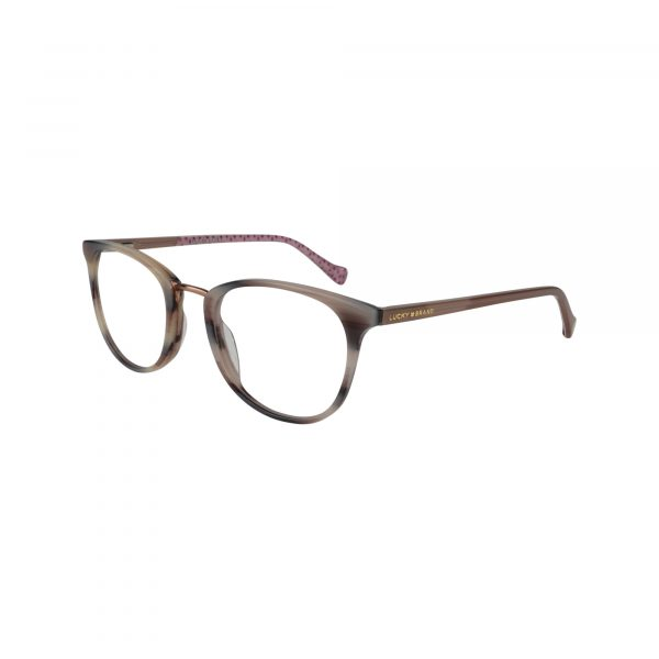 D217 Multicolor Glasses - Side View