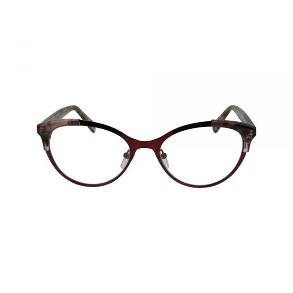 P326 Red Glasses - Front View