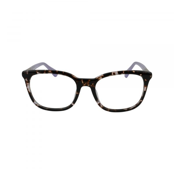 Jalisha Purple Glasses - Front View