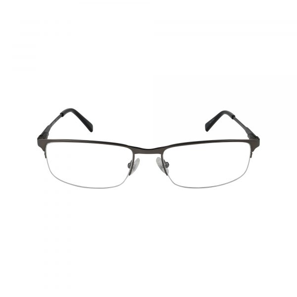 759 Gunmetal Glasses - Front View