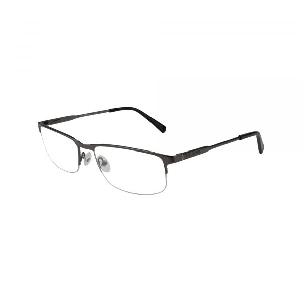 759 Gunmetal Glasses - Side View