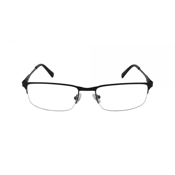759 Black Glasses - Front View