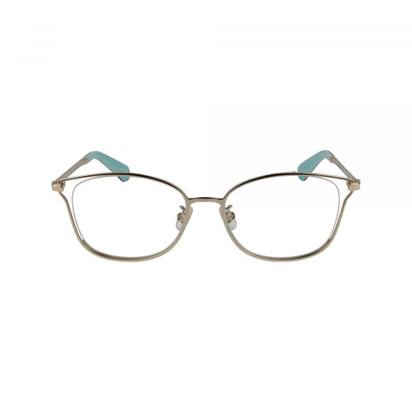 Lowri Brown Glasses - Front View