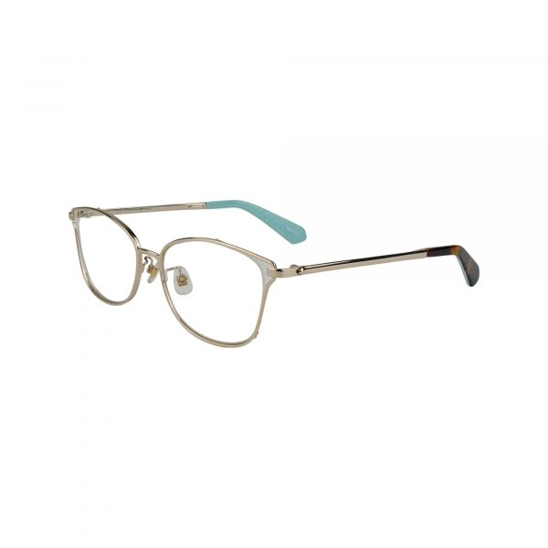 Lowri Brown Glasses - Side View