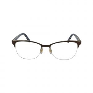 Brieana Brown Glasses - Front View
