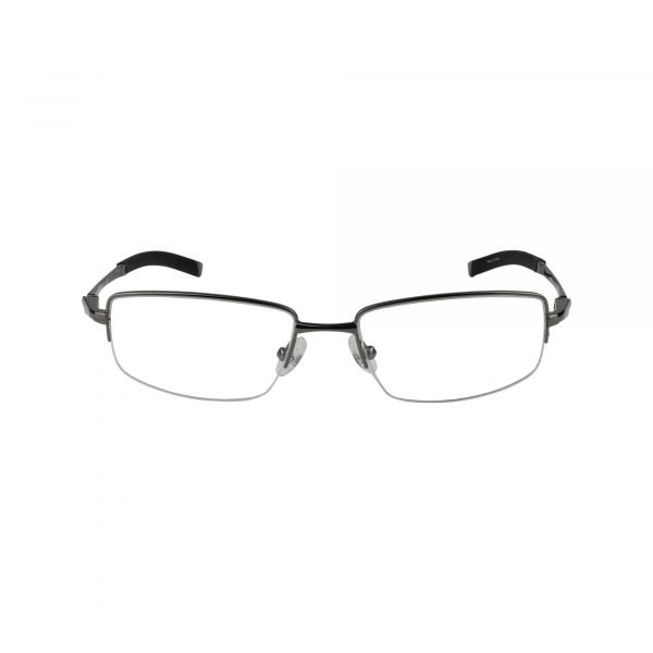 365 Gunmetal Glasses - Front View