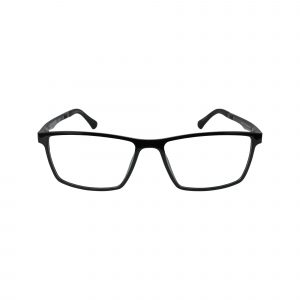 794 Black Glasses - Front View