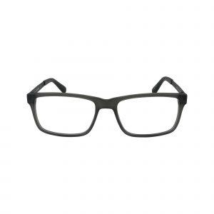752 Gunmetal Glasses - Front View