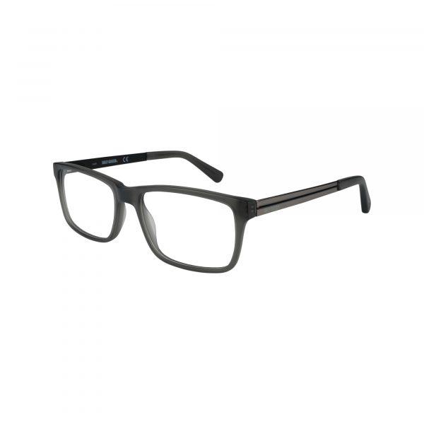 752 Gunmetal Glasses - Side View