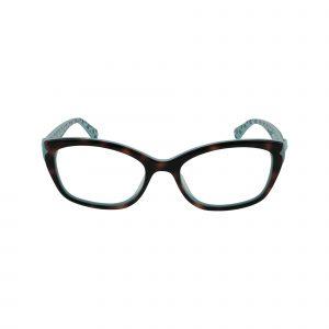 Arabel Black Glasses - Front View