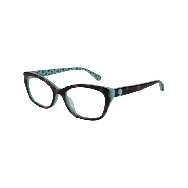 Arabel Black Glasses - Side View
