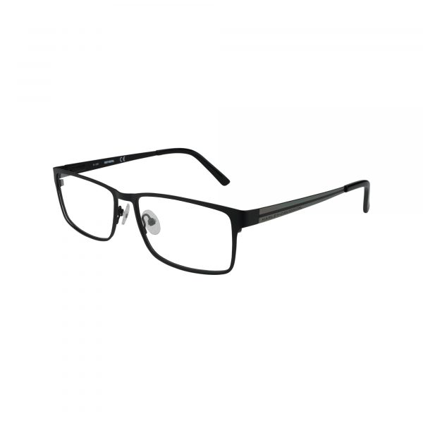 722 Black Glasses - Side View