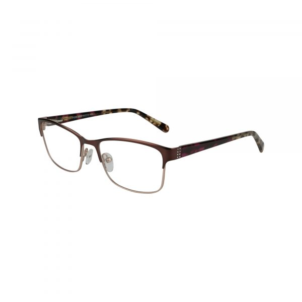 P298 Brown Glasses - Side View
