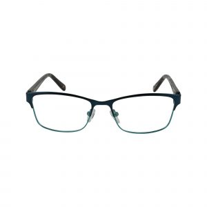 P298 Green Glasses - Front View