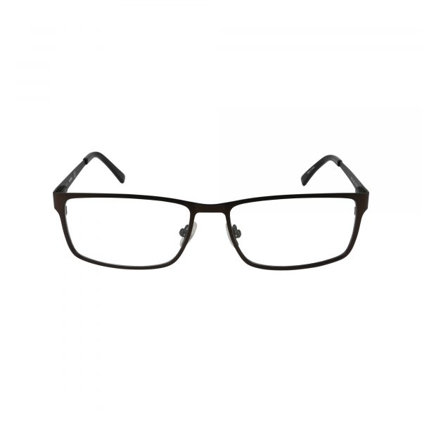 722 Brown Glasses - Front View