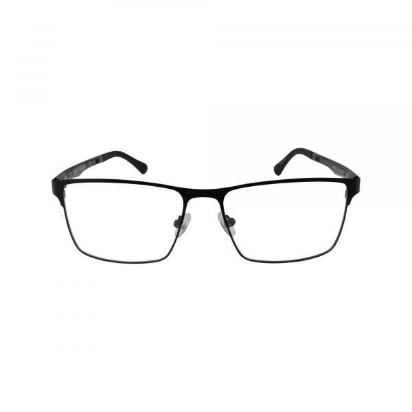 795 Gunmetal Glasses - Front View