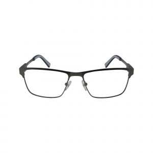 9009 Gunmetal Glasses - Front View