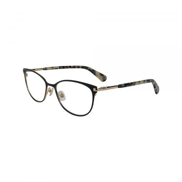 Jabria Black Glasses - Side View