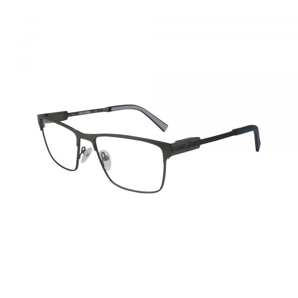 9009 Gunmetal Glasses - Side View
