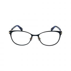 Jabria Blue Glasses - Front View