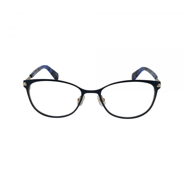 Jabria Blue Glasses - Front View
