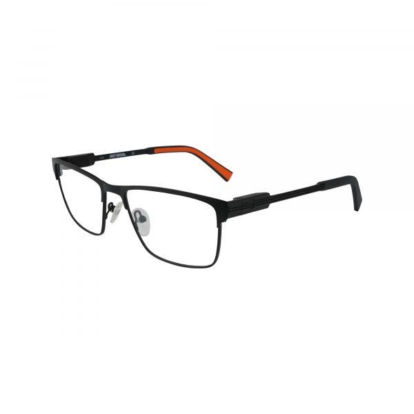 9009 Black Glasses - Side View