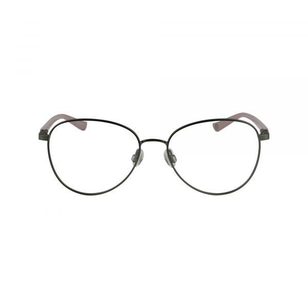 PJ1297 Gunmetal Glasses - Front View