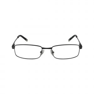 423 Gunmetal Glasses - Front View
