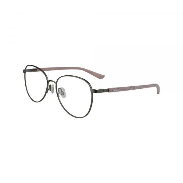 PJ1297 Gunmetal Glasses - Side View